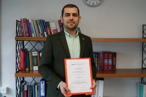 DAAD - Yrd.Doç.Dr.Murat Can Atakan - Dr.iur.Murat Can Atakan